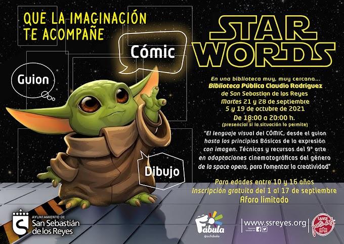 STAR WORDS, en San Sebastián de Los Reyes