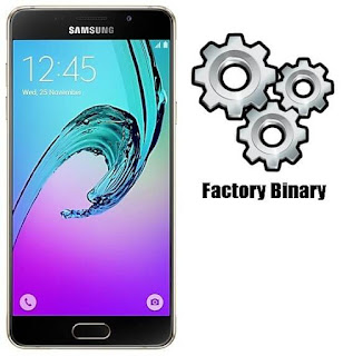 Samsung Galaxy A5 2016 SM-A510F Combination Firmware