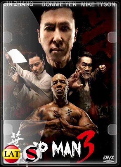 Ip Man 3 (2015) HD 1080P LATINO/CHINO