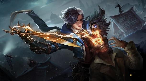 Gusion Elite skin, Haristylish Mobile Legends