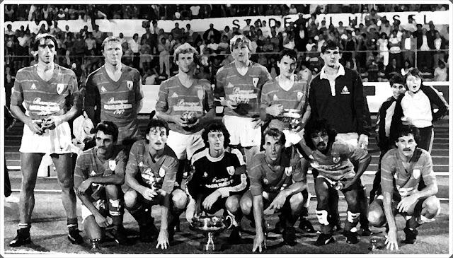 Standard Liège 1983