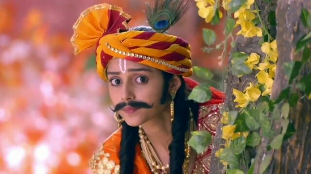 Radha krishna serial 25 - Oct, 2019 episode