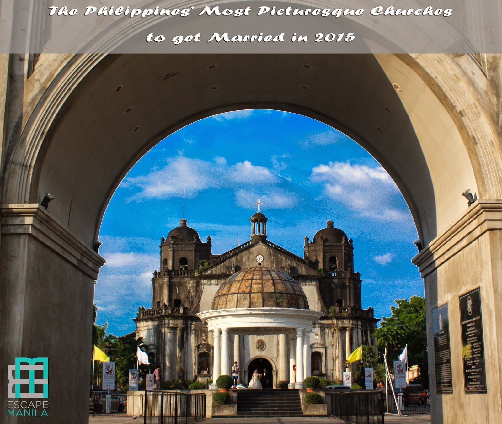 The Most Picturesque Churches In The Philippines To Get