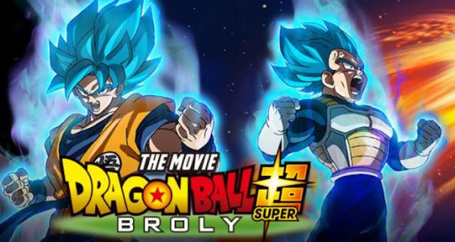 Dragon Ball Super Broly - Español Latino - 1080P - Mega