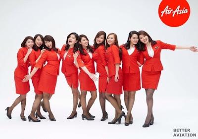 Maskapai Penerbangan Dengan Pramugari Paling Menawan Di Dunia