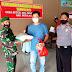TNI Polri Kawal Penerimaan Bantuan Pangan Non Tunai