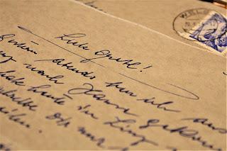 Scrivere alla persona che ami è bellissimo