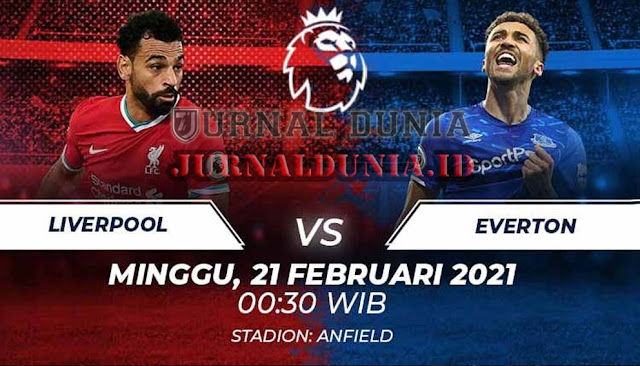 Prediksi Liverpool Vs Everton