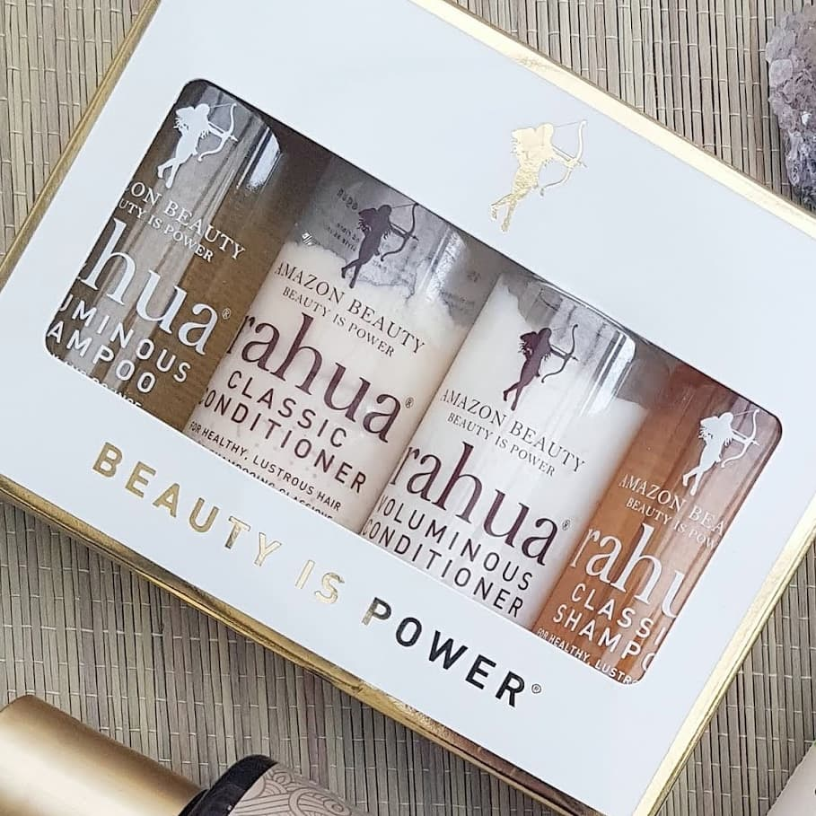 Rahua Classic Hair - Rahua Luminous Shampoo and Conditioner Review