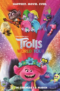 Trolls World Tour (2020) [In English] 720P HD CAMRip [Full Movie With Hindi Subtitles]