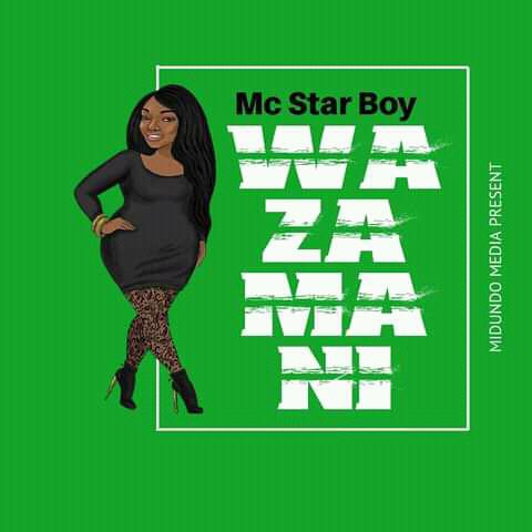 AUDIO | STAR BOY NEW VOICE - WAZAMANI | DOWNLOAD NOW