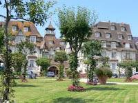 La mairie de Deauville Calvados