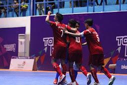 Tim Futsal Putra Kepulauan Riau Kalahkan Sumatera Utara 4-6