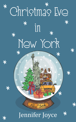 Christmas Eve in New York - Jennifer Joyce