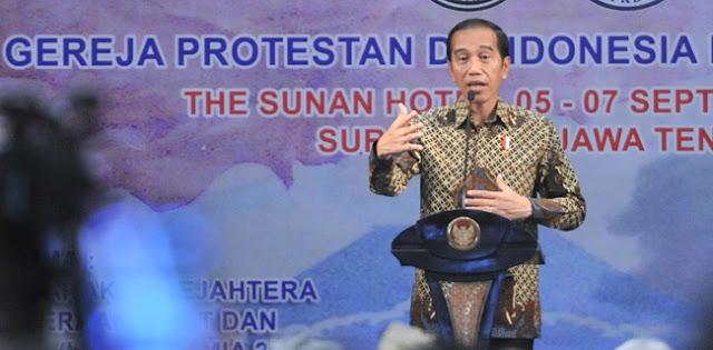 Jokowi Sedih Lihat Medsos, Banyak Yang Lupa Antara Kritik Dan Menghina