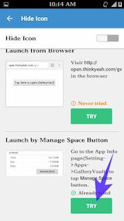 Gallery vault app hide kaise kare 4