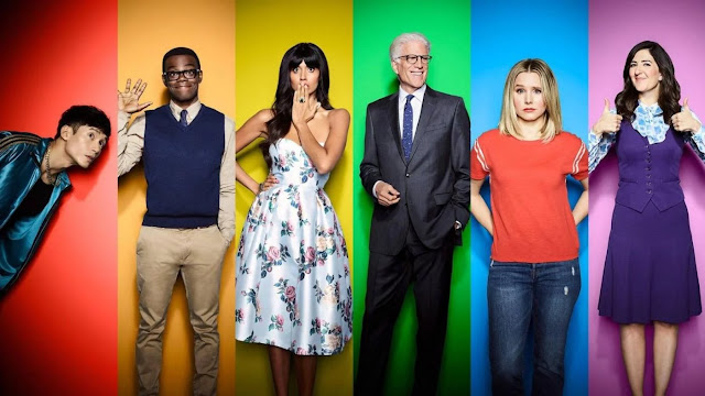personagens the good place