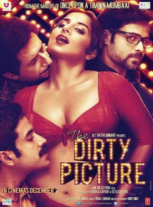 The Dirty Picture 2011 Full Hindi Movie Download BRRip 720p
