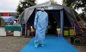 Itália prevê deixar pacientes de covid-19 com mais de 80 morrerem
