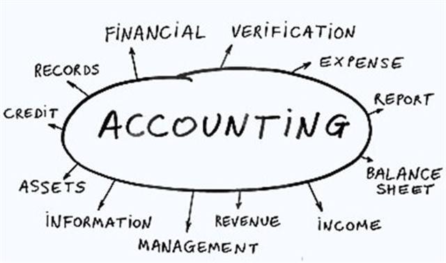 الأسس المحاسبية المالية والإدارية - أسود البيزنس