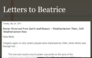 Letters to Beatrice - also known as Betty