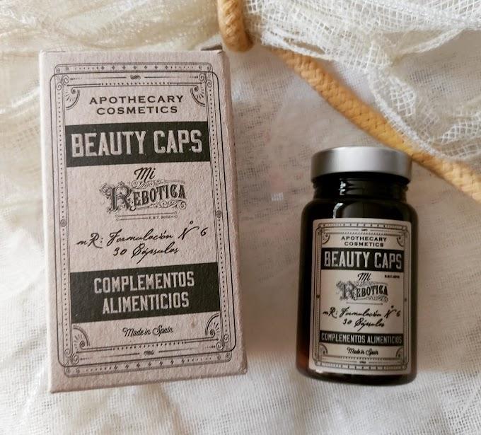 """""""Beauty Caps"""" de Mi Rebotica: elasticidad, tonicidad y firmeza en tu piel"""