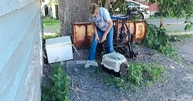 Man in violation of local ordinance for assisting in a TNR program