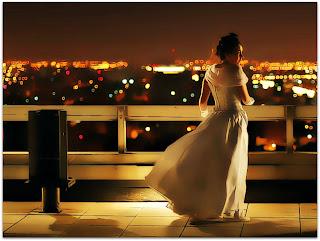 Até que a Morte nos Separe (Relatos Selvagens) Romina no terraço do hotel