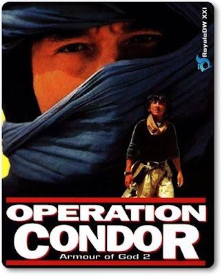ARMOUR OF GOD 2 OPERATION CONDOR (1991)