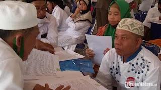 Bismillah... Disaksikan 95 Kiai Madura, 274 Penganut Syiah Sampang Sah Kembali ke Ajaran Suni