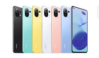 Xiaomi Mi 11 Lite 5G full specifications