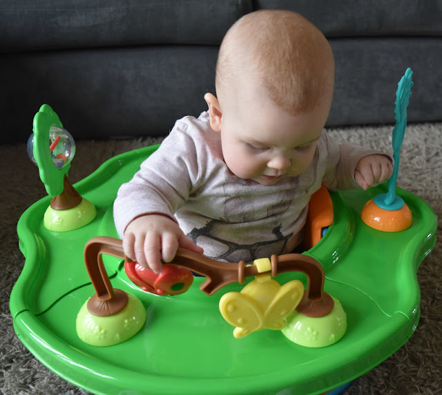Summer Infant Super Seat - A Review