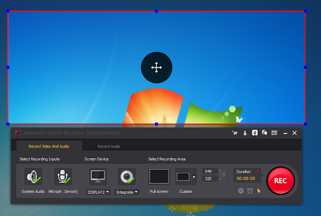 Aiseesoft Screen Recorder Key
