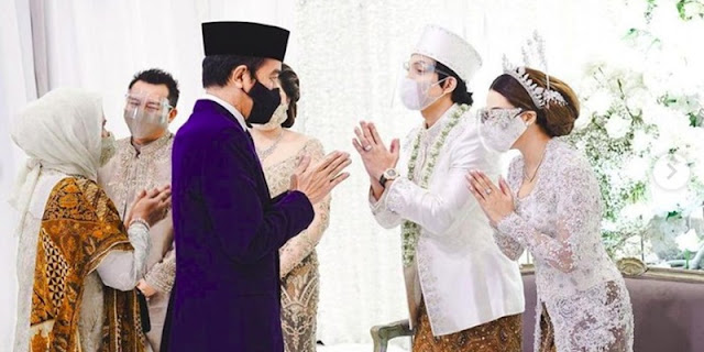 Pernikahan Youtuber Diberitakan Setkab, Hensat: Terserah Presidenlah!