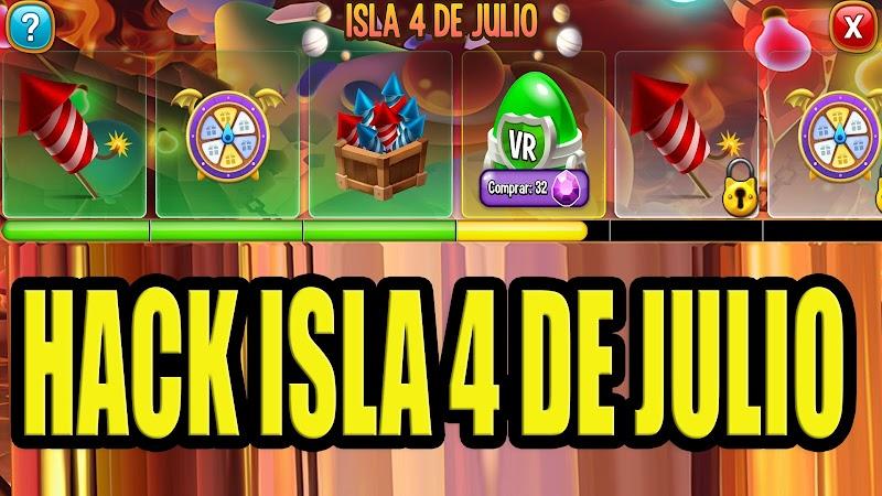NUEVO INCREIBLE HACK DE LA ISLA PROGRESIVA