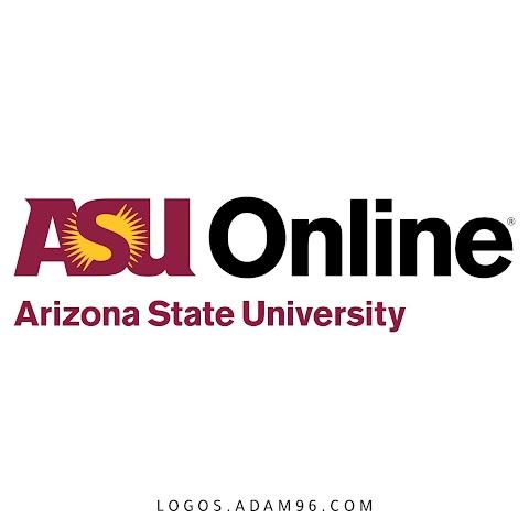 Download Logo Arizona State University Online Png High Quality Free Logo
