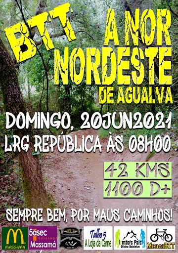 A Nor-Nordeste de Agualva