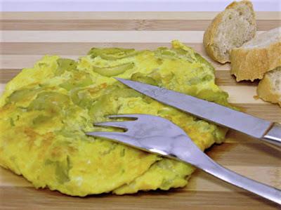 7 Ricette gustose per il picnic di Ferragosto - frittata di zucchine - MLI
