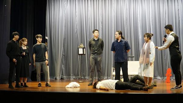 大葉大學戲劇與文化營 文興高中體驗一日大學生