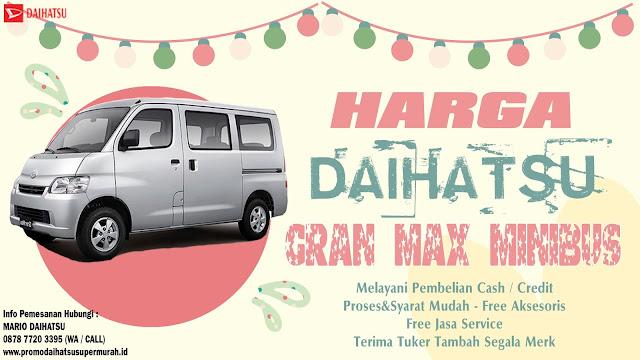 daihatsu gran max minibus 2021