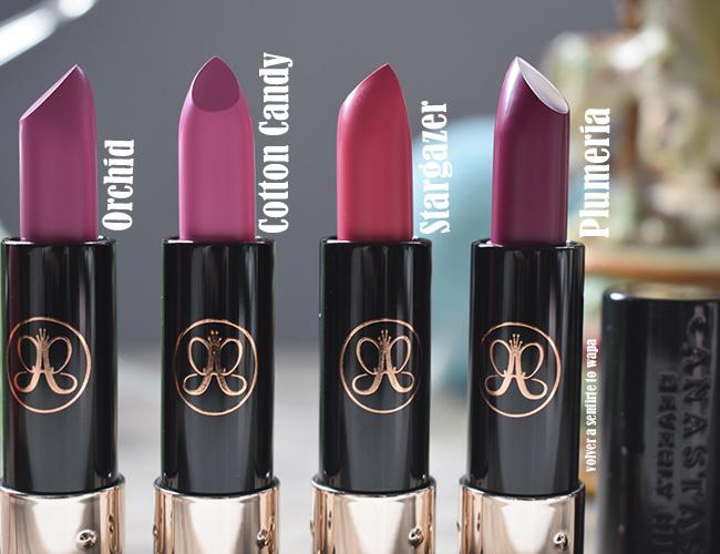 Mini Matte Lipstick de ANASTASIA BEVERLY HILLS - Pink & Berries