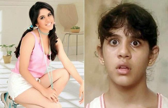 Tanvi Hegde Child Actress Becomes Film Actress Hit Pics