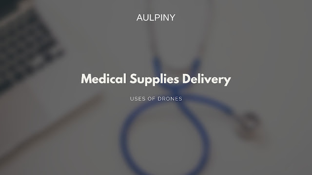 Medical Supplies Delivery