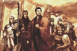 Zaman Tiga Negara Pada Akhir Dinasti Han