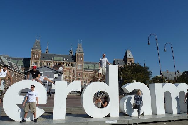 I amsterdam - Holanda