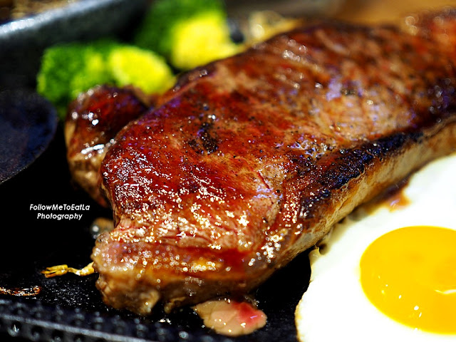 Teppan Asian Beef Striploin Rm 61