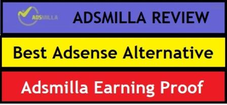 What is Adsmilla Ad Network | Adsmilla Review | Adsmilla Ad Network Payment Proof