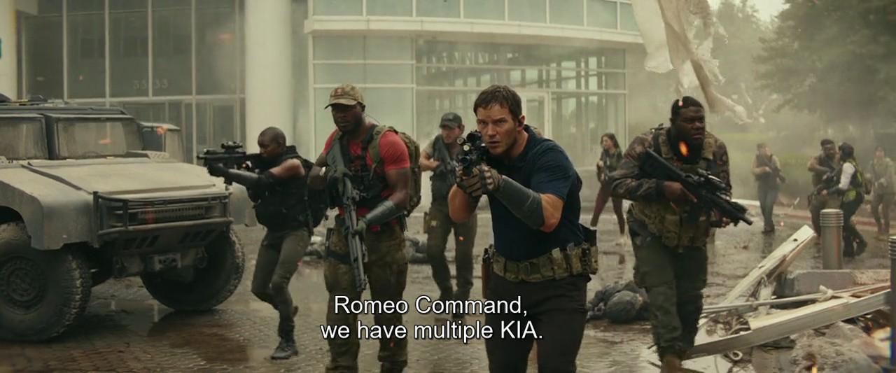 The Tomorrow War (2021) Movie Good