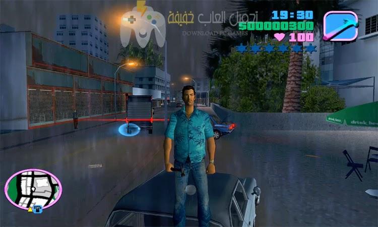 تحميل لعبة حرامي السيارات GTA
