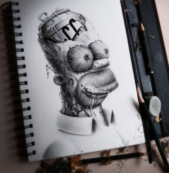 Pez Artwork destroy DOH 2